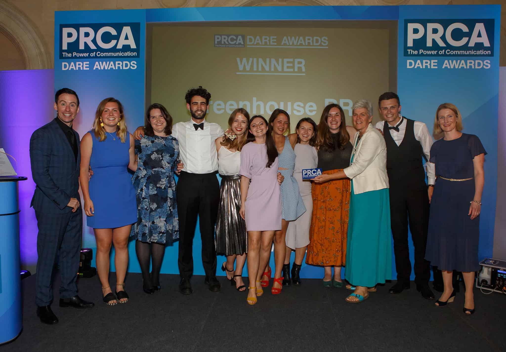 PRCA Dare Awards