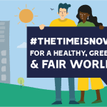 Join us in the biggest virtual mass lobby to demand action on climate