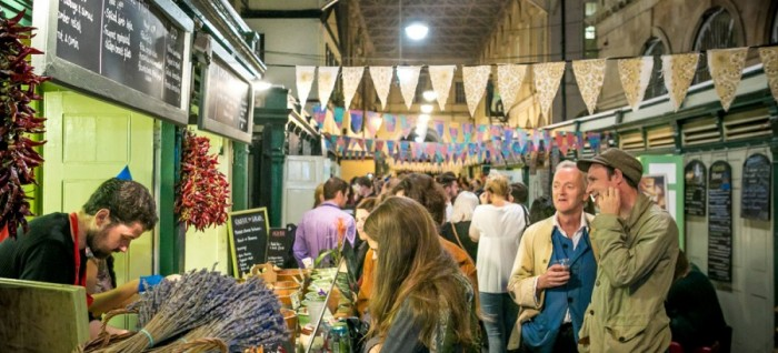 Bristol Pound night market