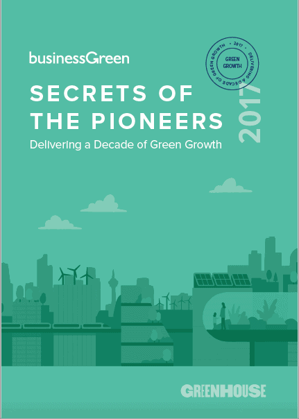 Business Green secrets of the Pioneers