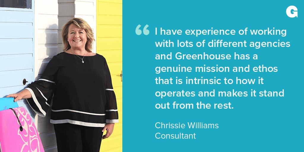 Chrissie Williams Quote