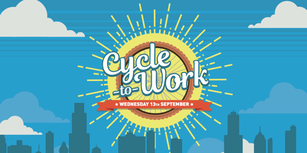 Time to take two wheels! Cycle to Work day celebrates 5th ...