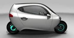 c101 Electric Car