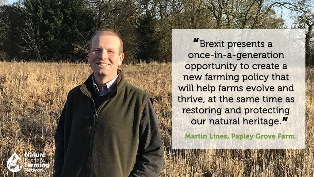 Farmer Martin Lines