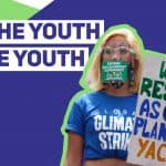 Mock COP26: Youth activists raise their voices
