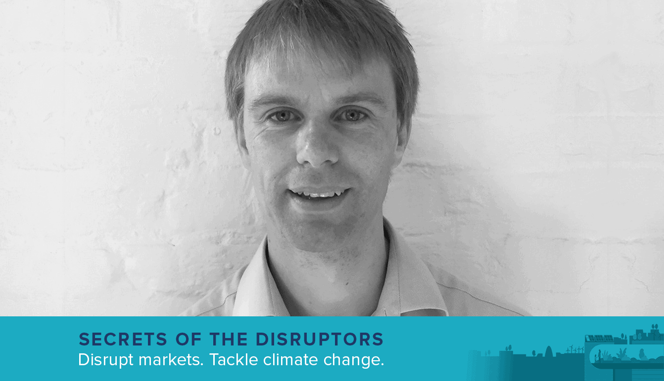 Secrets of the Disruptors Peter Griffiths bio-bean