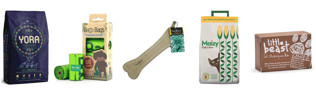 Environmental pet products