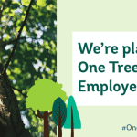 Will you join us and plant One Tree Per Employee this Christmas?