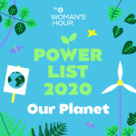 Woman's Hour Power List: Our Planet